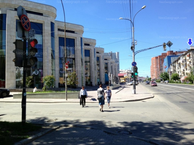Адрес(а) на фотографии: улица Малышева, 3, 5, 7, 8, Екатеринбург