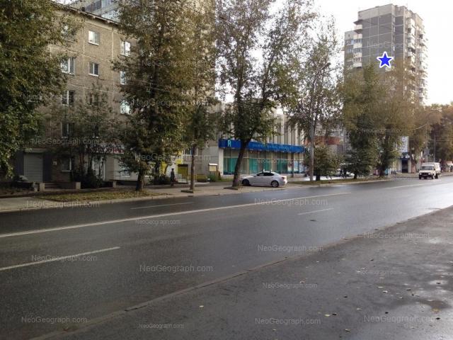 Адрес(а) на фотографии: улица Викулова, 38, 38Б, Екатеринбург