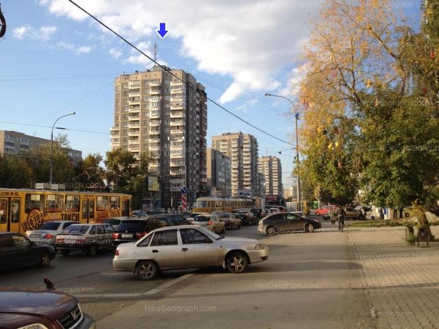 Адрес(а) на фотографии: улица Викулова, 28Б, 32А, 32Б, 38, 38А, 38Б, Екатеринбург