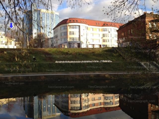 Адрес(а) на фотографии: улица Максима Горького, 14А, 49б, 51, Екатеринбург