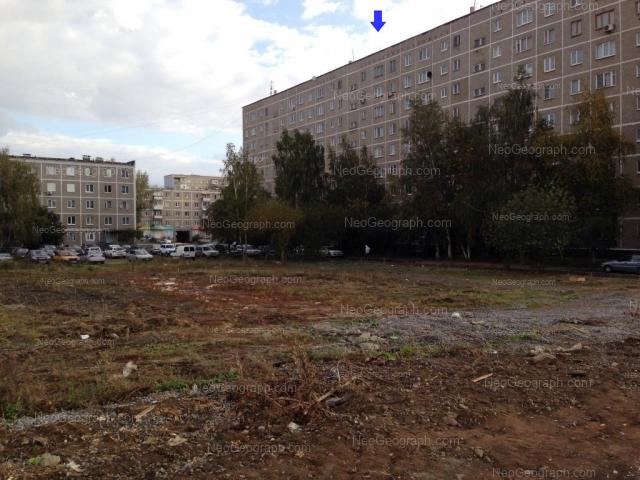 Адрес(а) на фотографии: улица Крауля, 85, 87/1, Екатеринбург