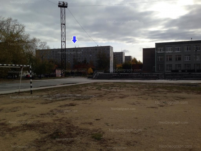 Адрес(а) на фотографии: улица Крауля, 85, 89, Екатеринбург