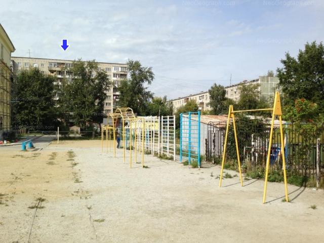 Адрес(а) на фотографии: улица Крауля, 48/2, Екатеринбург