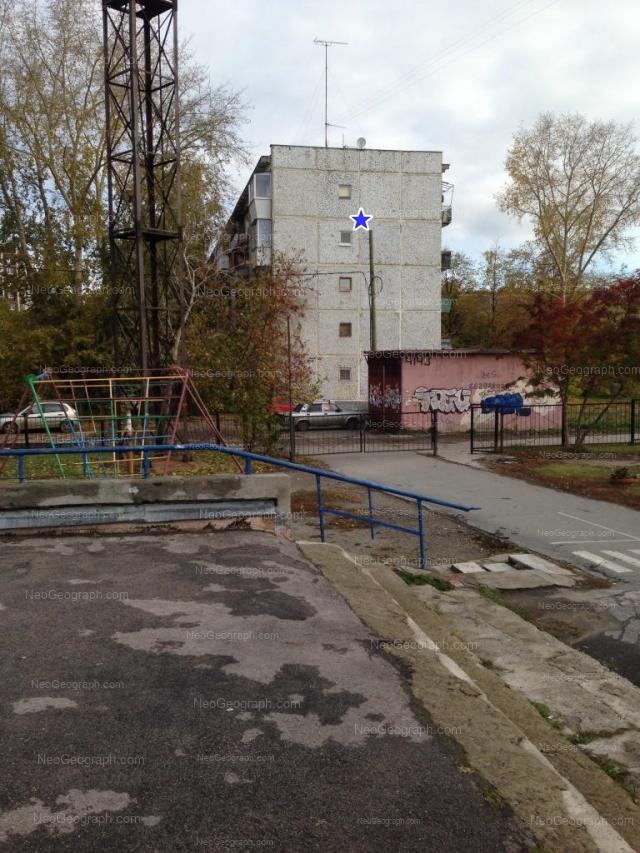 Адрес(а) на фотографии: улица Крауля, 87/2, Екатеринбург