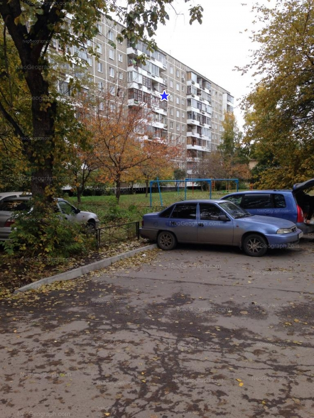 Адрес(а) на фотографии: улица Крауля, 83, Екатеринбург