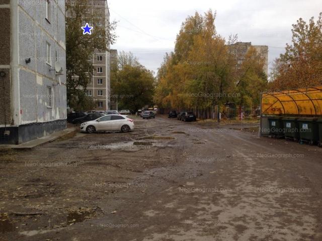 Адрес(а) на фотографии: улица Крауля, 79, 83, Екатеринбург