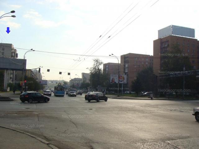 Адрес(а) на фотографии: улица Крауля, 8, 10, 11, 13, Екатеринбург