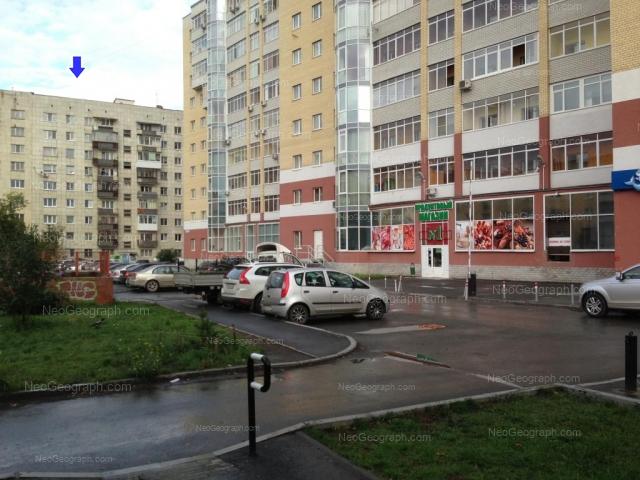 Адрес(а) на фотографии: улица Крауля, 10, Екатеринбург
