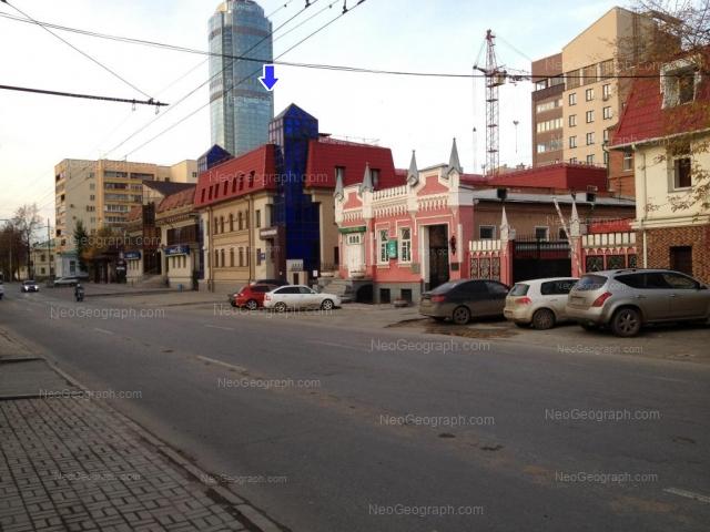 Адрес(а) на фотографии: улица Розы Люксембург, 15, 17, 19, 23, Екатеринбург