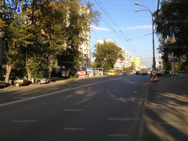 Адрес(а) на фотографии: улица Крауля, 56, 61, 70, Екатеринбург