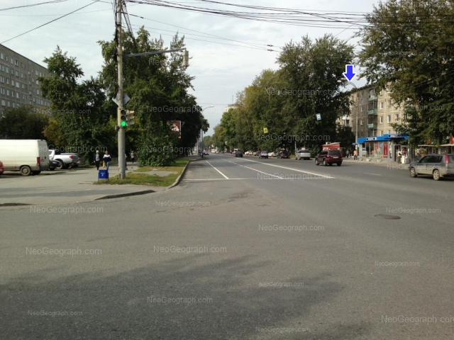 Адрес(а) на фотографии: улица Крауля, 61/1, 70, Екатеринбург
