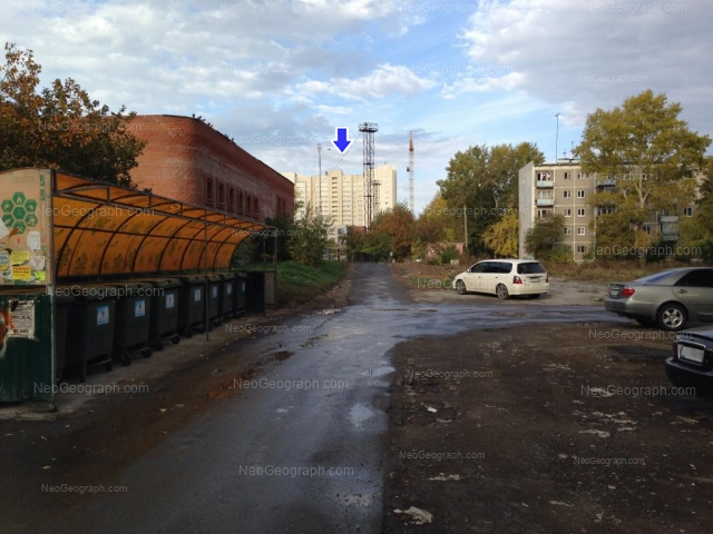 Адрес(а) на фотографии: улица Крауля, 87/2, 93, Екатеринбург