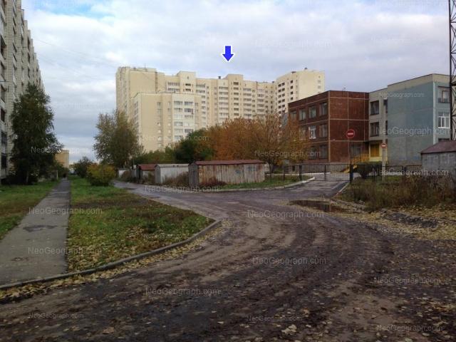 Адрес(а) на фотографии: улица Крауля, 91, 93, Екатеринбург