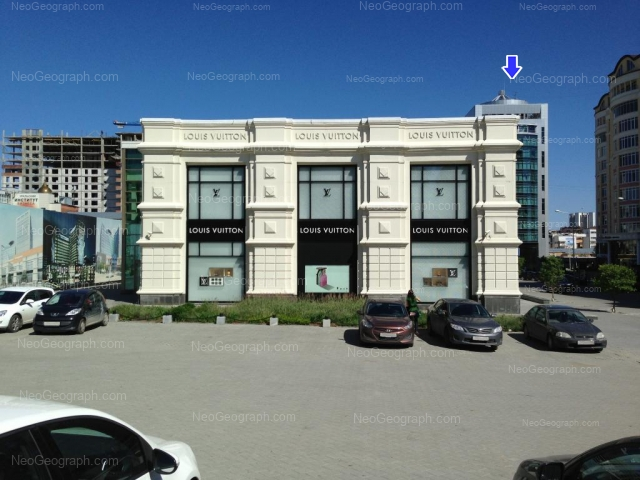 Адрес(а) на фотографии: улица Сакко и Ванцетти, 67, 74, 97, Екатеринбург