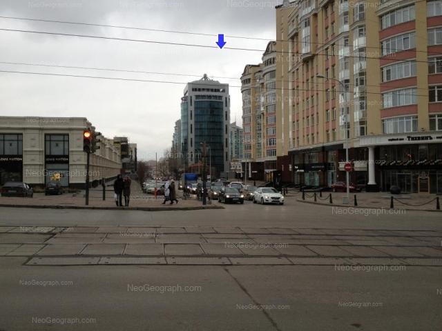 Адрес(а) на фотографии: улица Сакко и Ванцетти, 67, 69, 74, 99, Екатеринбург
