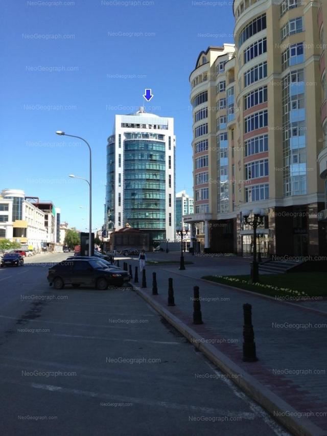 Адрес(а) на фотографии: улица Сакко и Ванцетти, 67, 69, 70, 97, Екатеринбург