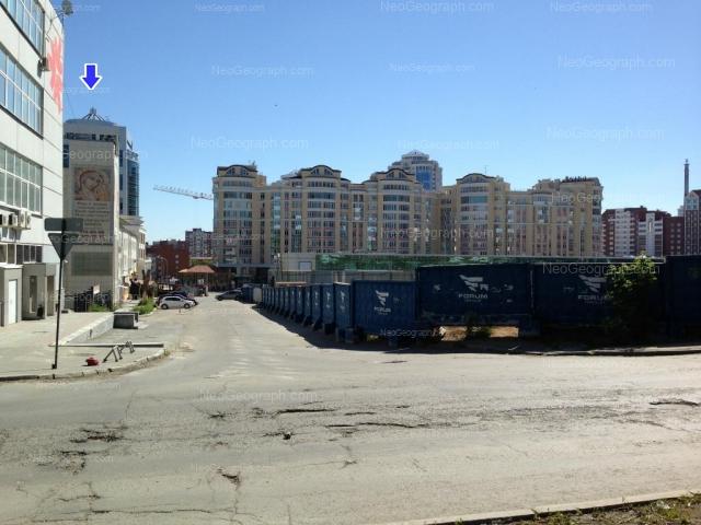 Адрес(а) на фотографии: улица Сакко и Ванцетти, 67, 97, 99, Екатеринбург