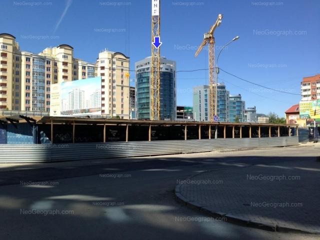 Адрес(а) на фотографии: улица Сакко и Ванцетти, 61, 67, 97, Екатеринбург