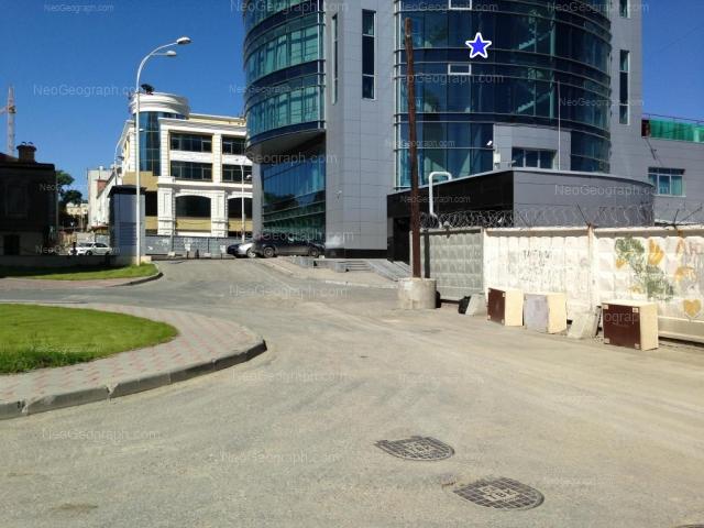 Адрес(а) на фотографии: улица Сакко и Ванцетти, 67, 69, 70, Екатеринбург