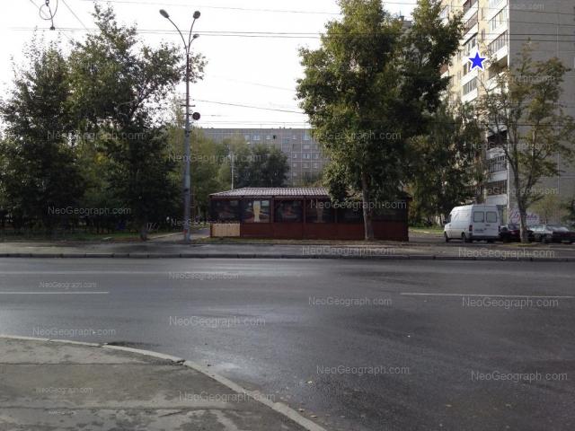 Адрес(а) на фотографии: улица Крауля, 73, Екатеринбург