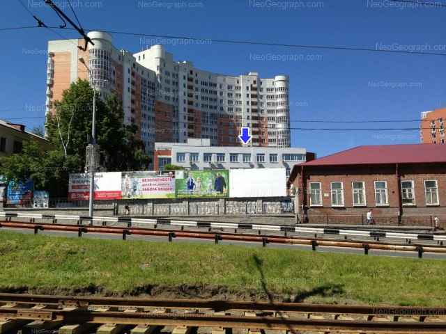 Адрес(а) на фотографии: улица Малышева, 3, 4А, 4Б, 6, Екатеринбург