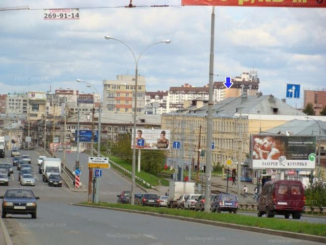 Адрес(а) на фотографии: Московская улица, 61, Екатеринбург