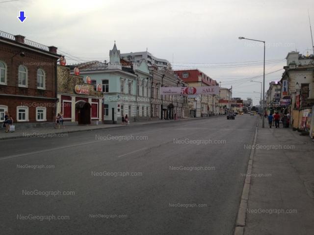 Адрес(а) на фотографии: улица 8 Марта, 14, 16а, 18, 20, 22, Екатеринбург