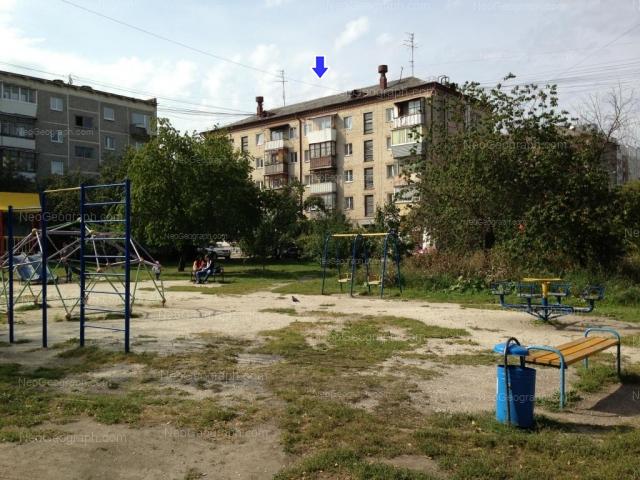 Адрес(а) на фотографии: улица Крауля, 48/1, 50, Екатеринбург