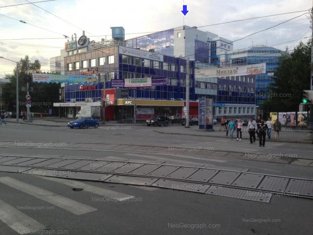 Адрес(а) на фотографии: улица 8 Марта, 37, 37/1, Екатеринбург