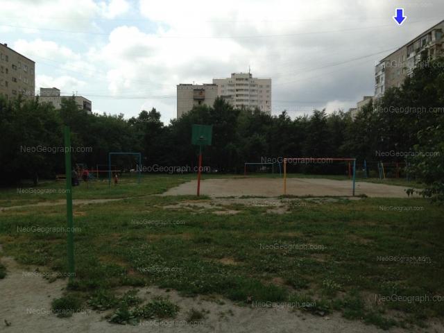 Адрес(а) на фотографии: улица Бакинских Комиссаров, 61, 62, Екатеринбург