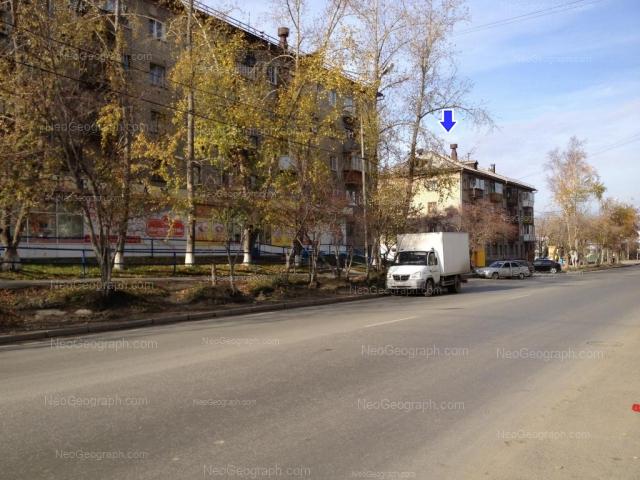 Адрес(а) на фотографии: улица 40 лет ВЛКСМ, 10, 12, Екатеринбург