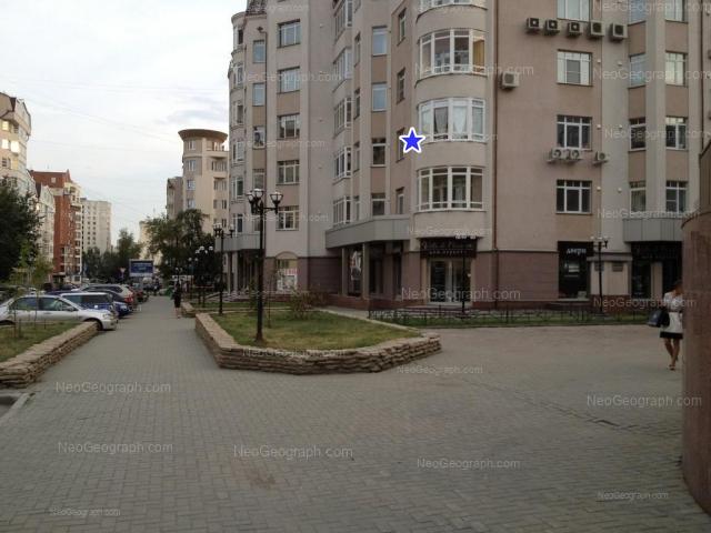 Адрес(а) на фотографии: Красноармейская улица, 41, 66, 68, Екатеринбург