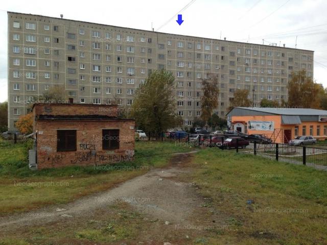 Адрес(а) на фотографии: улица Крауля, 63А, 65, Екатеринбург