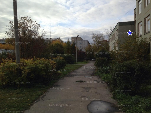 Адрес(а) на фотографии: улица Крауля, 89, Екатеринбург