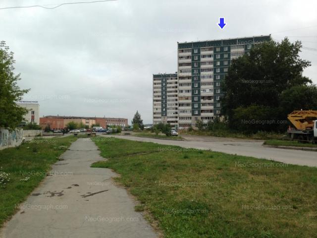 Address(es) on photo: Frezerovschikov street, 82, 86, Yekaterinburg
