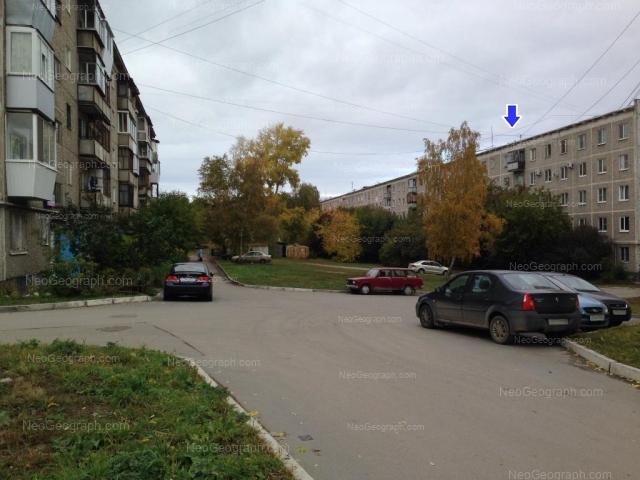 Адрес(а) на фотографии: улица Крауля, 57, Екатеринбург