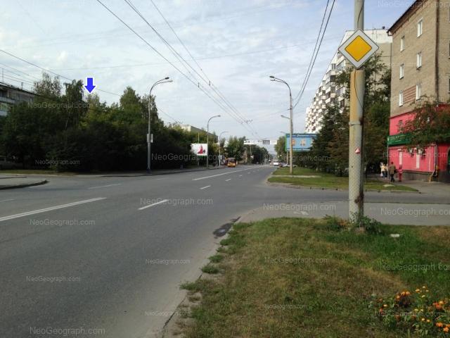 Адрес(а) на фотографии: улица Крауля, 56, 57, Екатеринбург