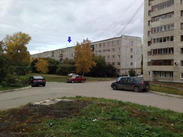 Адрес(а) на фотографии: улица Крауля, 55, 57, Екатеринбург