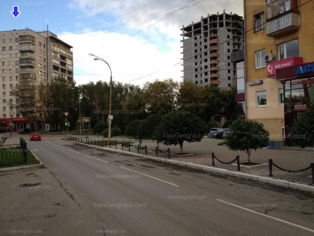 Адрес(а) на фотографии: Библиотечная улица, 50, 52, Екатеринбург