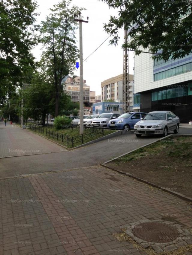 Адрес(а) на фотографии: улица Розы Люксембург, 37, 49, Екатеринбург
