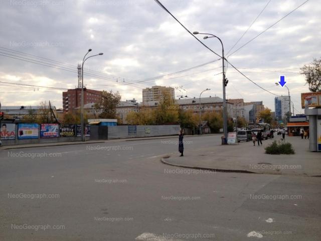 Адрес(а) на фотографии: улица Крауля, 50, 51, Екатеринбург