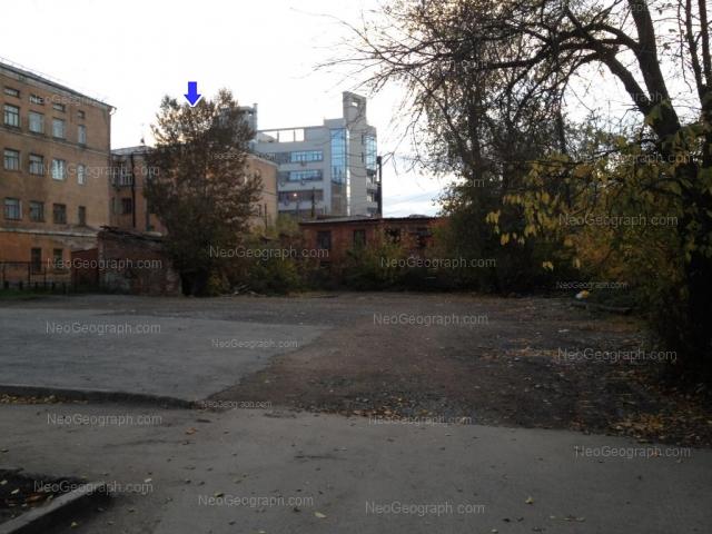 Адрес(а) на фотографии: улица Карла Маркса, 5, Екатеринбург