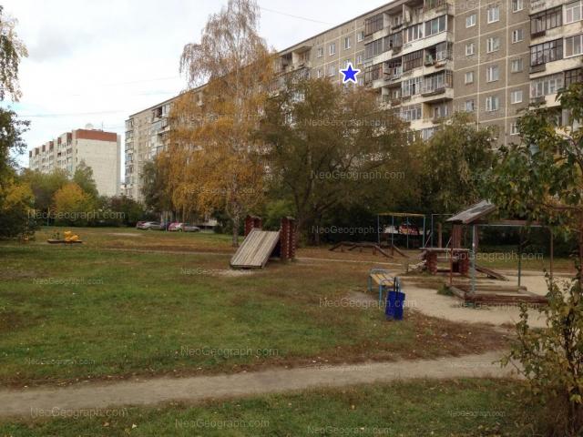 Адрес(а) на фотографии: улица Крауля, 53, 55, Екатеринбург