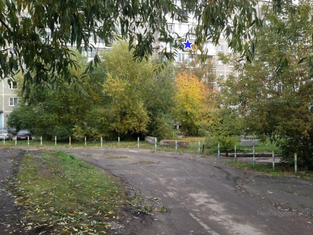 Адрес(а) на фотографии: улица Крауля, 53, Екатеринбург