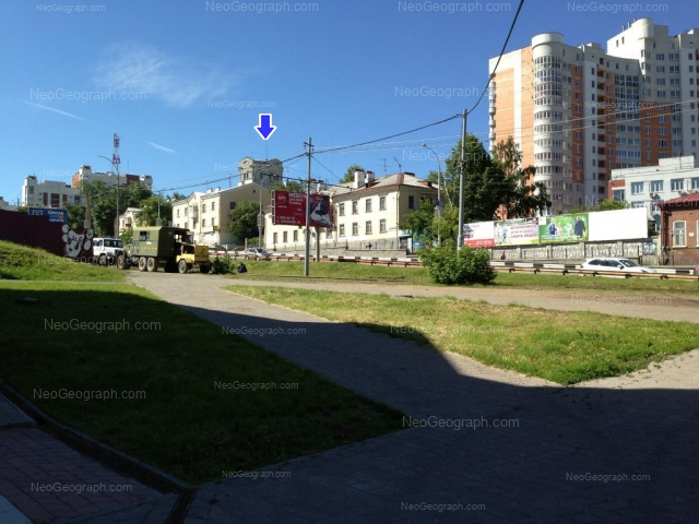 Адрес(а) на фотографии: Московская улица, 26А, 28, 28Б корпус 1, 28Б корпус 2, Екатеринбург