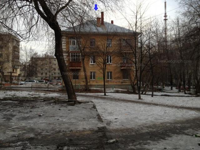 Address(es) on photo: Lunacharskogo street, 187, 189, Yekaterinburg
