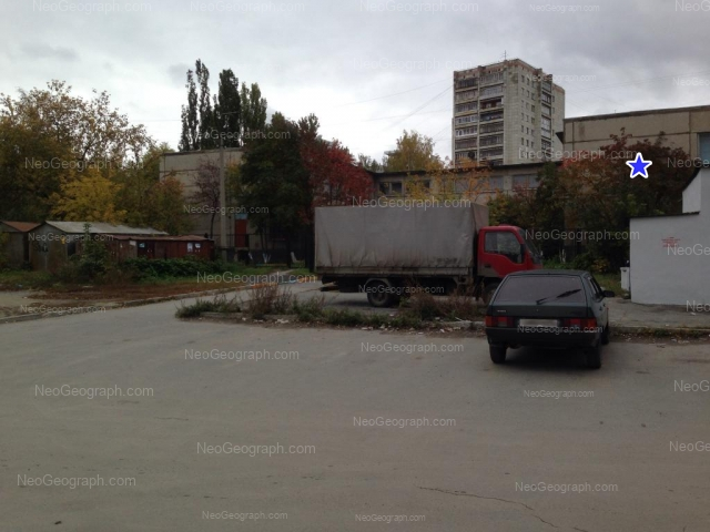 Адрес(а) на фотографии: улица Крауля, 55А, Екатеринбург