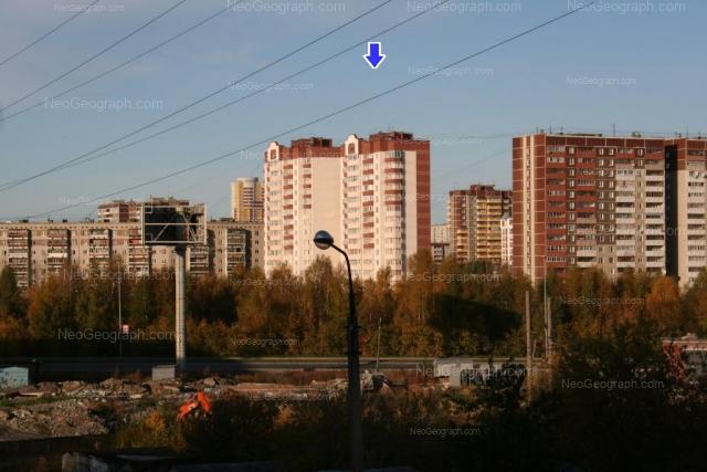 Address(es) on photo: Novgorodtsevoy street, 17Б, 19/1, 19/2, Yekaterinburg