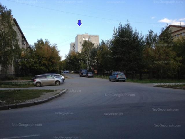 Address(es) on photo: Zavodskaya street, 43/2, 45, 45А, Yekaterinburg