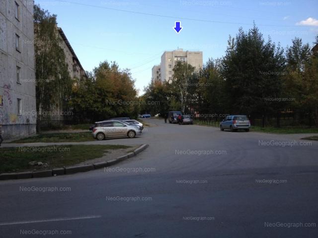 Address(es) on photo: Zavodskaya street, 43/2, 45А, Yekaterinburg